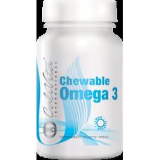 Chewable Omega 3 Concentrate (100 softgelových kapslí)